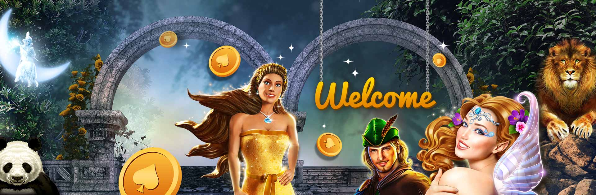 JACK Entertainment Online | Free Casino Games & Slots
